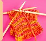 my choice knitting pattern
